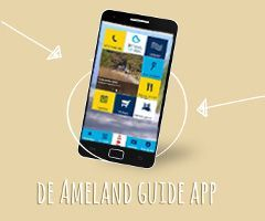 Download gratis de VVV Ameland-app!